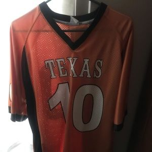 Vintage Texas Longhorns college Jersey